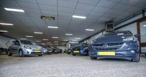 Auto Hulscher Boekelo - Showroom