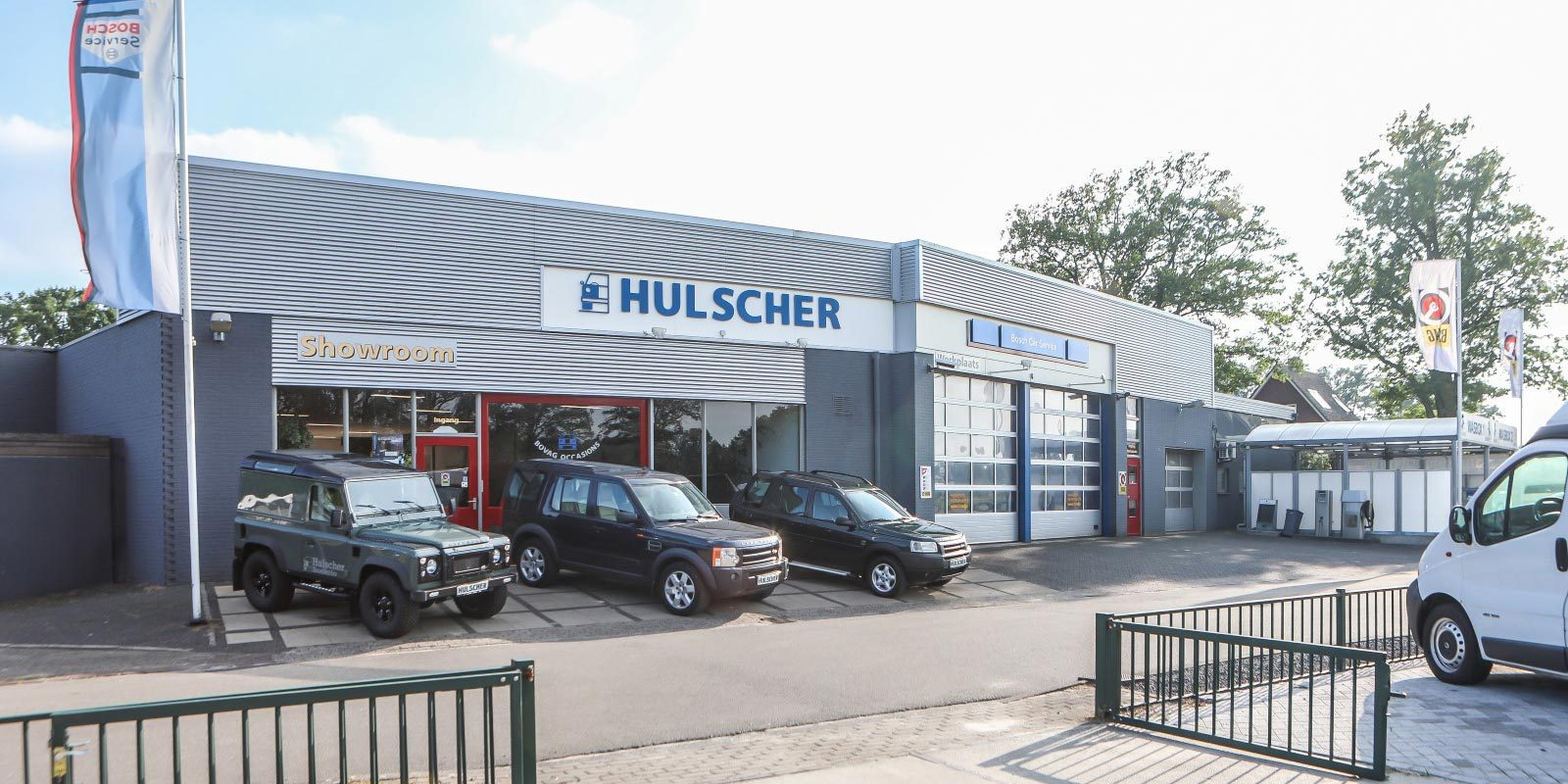 Auto Hulscher Boekelo - Visual