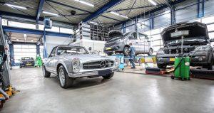 Auto Hulscher Boekelo - Werkplaats